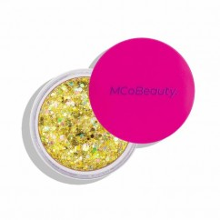 Festival Ready Face & Body Glitter GEL - GLITTER PARTY