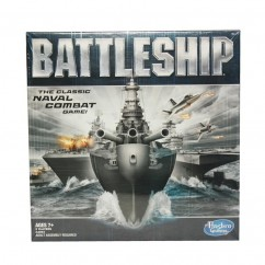 Battleship The Classic Naval Combat Game