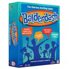 Absolute Balderdash Board Game