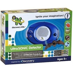 Discovery Kids Ultrasonic Detector NEW!