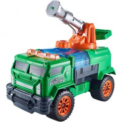 Matchbox Aqua Cannon Vehicle - Swamp Blaster Rig
