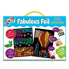 Galt Toys Fabulous Foil NEW! from Toy Junction