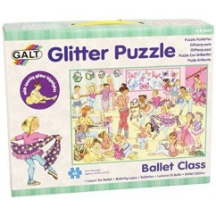 Galt Glitter Puzzle - Ballet Class NEW! from Toy Junction