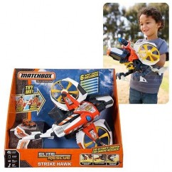 Matchbox Elite Rescue Copter - NEW!