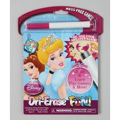 Disney Princess Dry Erase Fun