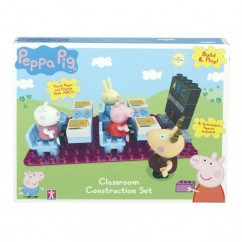 Peppa Construction Classroom Set