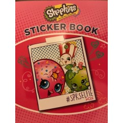 Shopkins Sticker Book