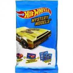 Hot Wheels Cars Blind Pack Mystery Models Each