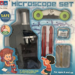 Microscope Set 8 + Years