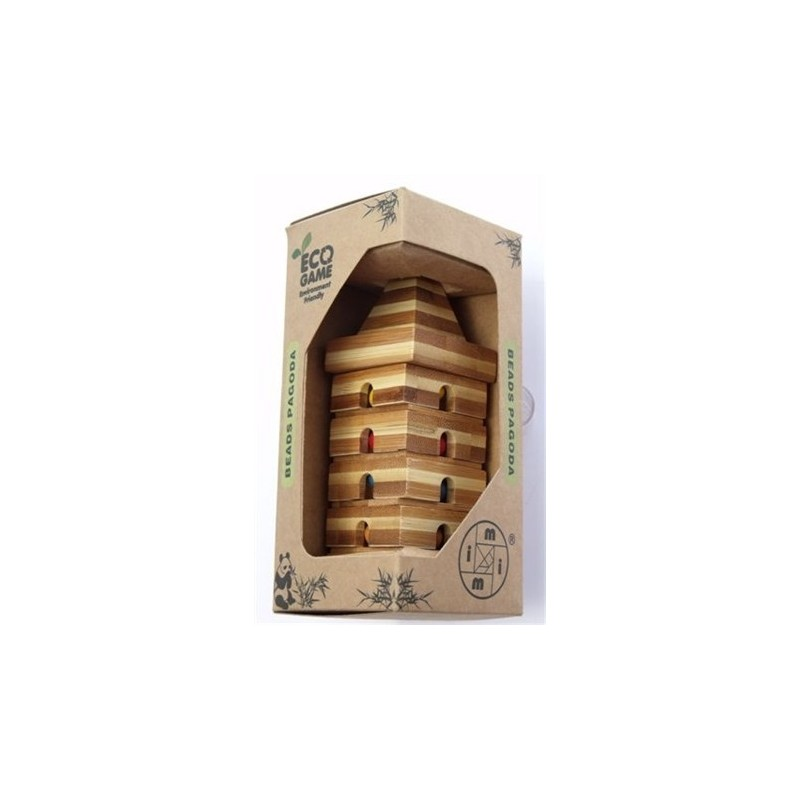 "Bamboo Puzzles ""ECO Series"" - Screw Tower 1"