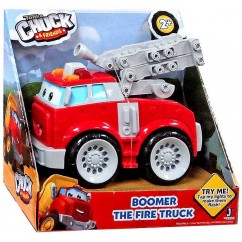 Tonka Chuck & Friends Classic Vehicle - Boomer The Fire Truck