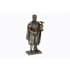 Dal Rossi Pewter KING ARTHUR I Pewter Figurines height from 110mm to 160mm