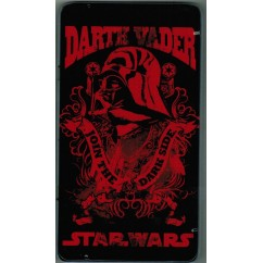Star Wars Pencils in Darth Vader Tin - Join the Dark Side 12 Colours