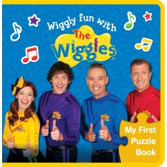 The Wiggles Mini EVA Jigsaw Book