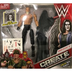 WWE® Create A Superstar - Sting™ Set NEW!