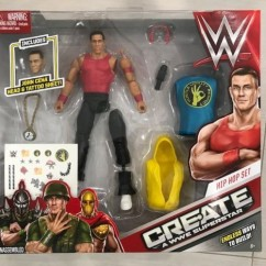 WWE® Create A Superstar - John Cena® Set
