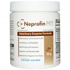 Arthur Andrew Medical, Neprofin Pet, 50 g