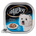 My Dog Chef Select Chicken Supreme Wet Dog Food - 6 x 100 g