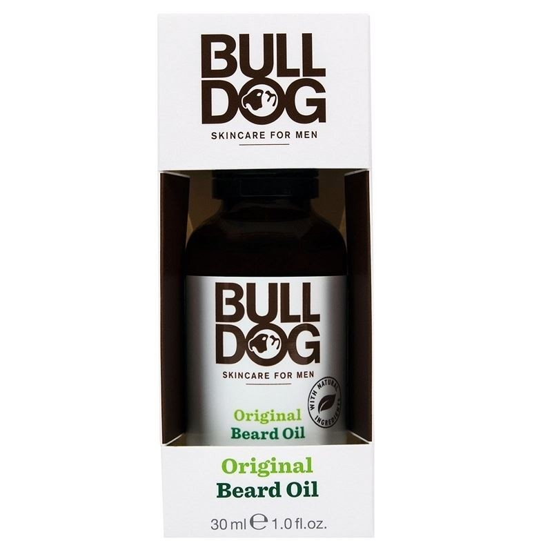 Bulldog Skincare For Men, Original Beard Oil, 1 fl oz 30 ml