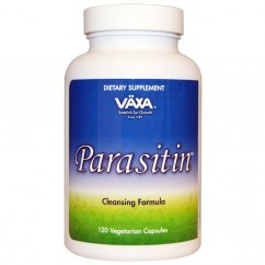 Vaxa International, Parasitin, 120 Veggie Caps
