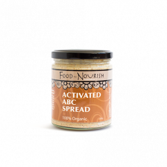 Food to Nourish Spread Activated ABC 100 % Organic 450 g