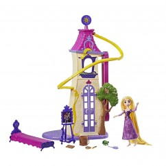 Disney Princess Tangled Swinging Locks Playset 3+ Years