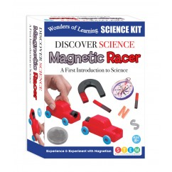 Wonders of Learning Discover Science Kit - Magnetic Racer