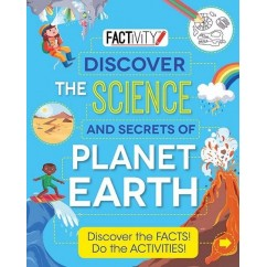Factivity Discover the Science and Secrets of Planet Earth ... Best Seller !