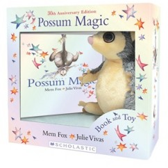 Possum Magic Book & Toy