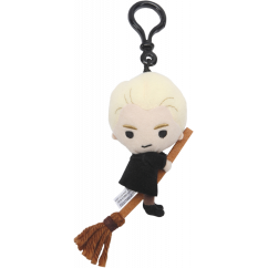 "Harry Potter - Draco Malfoy 4"" Clip -On Plush"