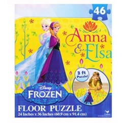 Disney Frozen Floor Puzzle