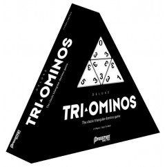 Tri-ominos Deluxe Edition Tile Game